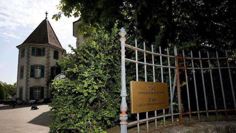 Спортивный арбитражный суд в Лозанне. Теперь в России будет работать собственный спортивный арбитраж. Фото REUTERS