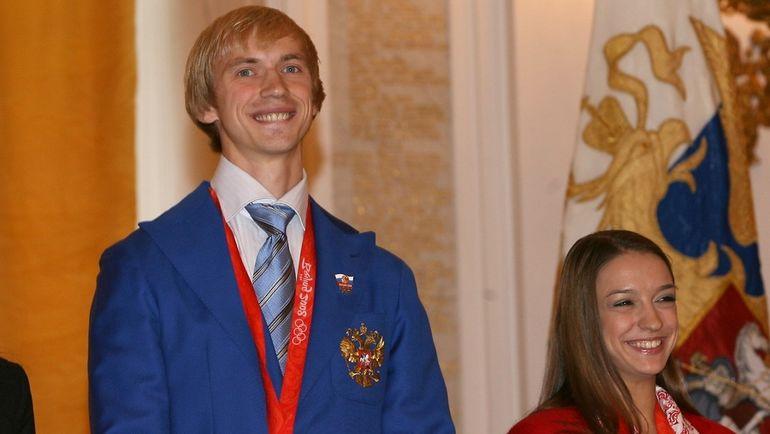 Олимпийский чемпион Пекина-2008 Андрей СИЛЬНОВ. Фото Татьяна ДОРОГУТИНА