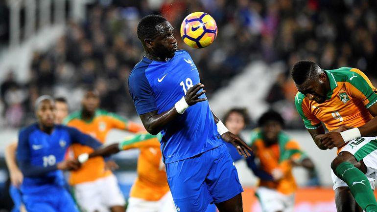 Понедельник. Ланс. Франция - Кот-д'Ивуар - 0:0. Обе команды имели хорошие моменты, но ближе к голу, пожалуй, были гости. Фото AFP