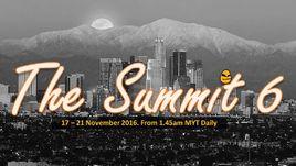 The Summit 6: тренировка на 100 тысяч долларов