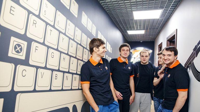 Новый состав Virtus.pro. Фото gameinside.ua