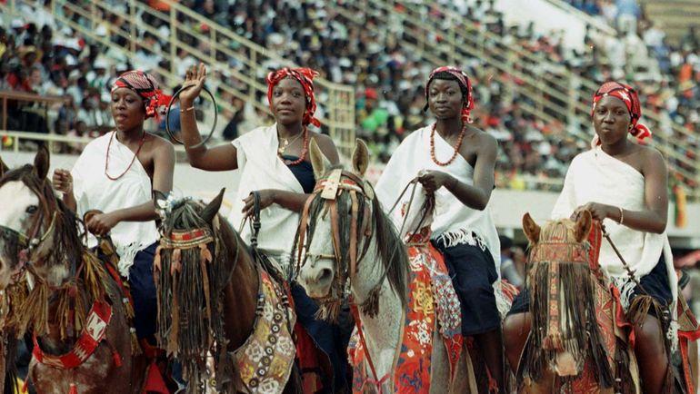 В 1998 году Буркина-Фасо принимала Кубок Африки. Фото REUTERS