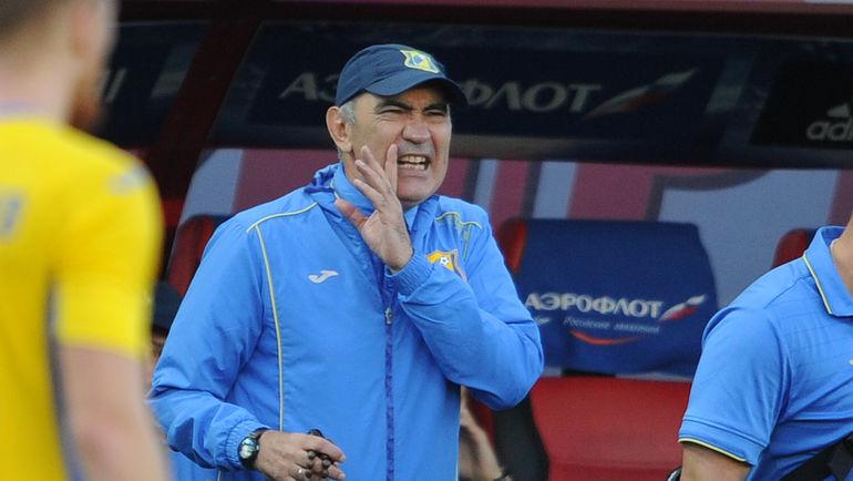 Курбан БЕРДЫЕВ возвращается в Казань. Фото Алексей ИВАНОВ, «СЭ»