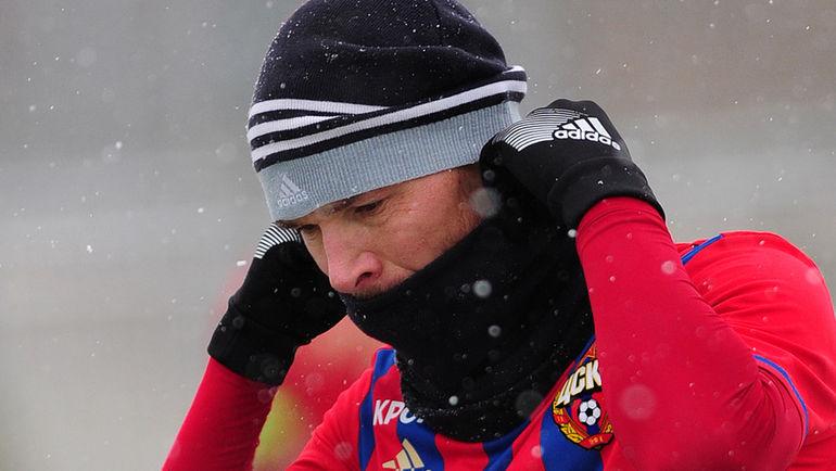 Сергей ИГНАШЕВИЧ. Фото Александр ФЕДОРОВ, «СЭ»