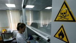 Антидопинговая лаборатория в Москве: рабочий процесс идет.