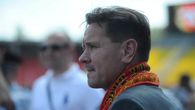 Дмитрий АЛЕНИЧЕВ. Фото Александр ФЕДОРОВ, «СЭ»