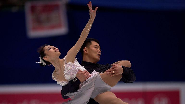 СЯОЮЙ Юй/ХАО Чжан. Фото AFP