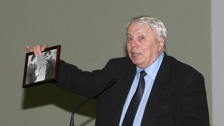 2008 год. Владимир ПЕРЕТУРИН. Фото Татьяна ДОРОГУТИНА