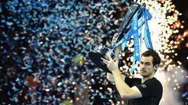 Маррэй - победитель итогового турнира в Лондоне
