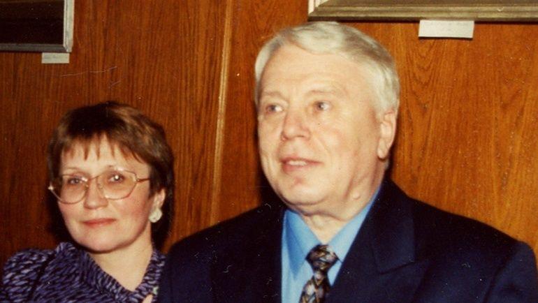1997 год. Ольга и Владимир ПЕРЕТУРИНЫ. Фото Владимир АГАПОВ