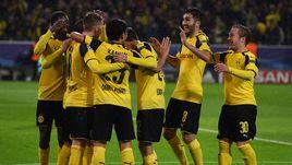 """Вторник. Дотмунд. """"Боруссия"""" - """"Легия"""" - 8:4. Игра стала самой результативной в истории Лиги чемпионов."""