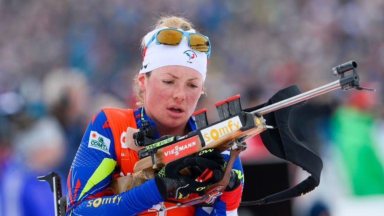 Мари ДОРЕН-АБЕР. Фото AFP
