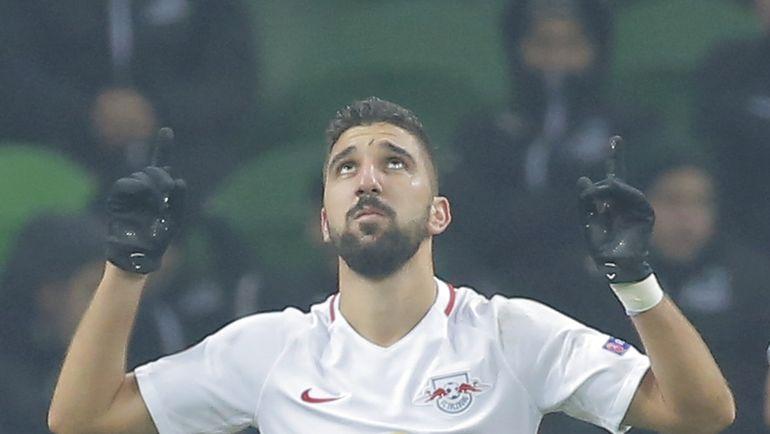Мунас ДАББУР открыл счет в матче. Фото Reuters