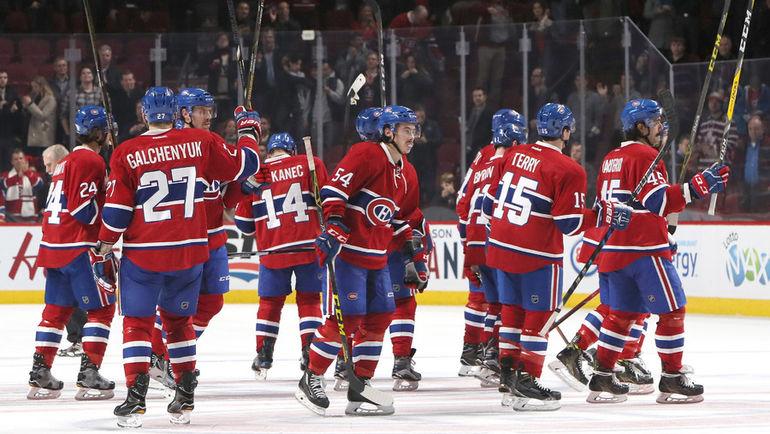 """Четверг. Монреаль. """"Монреаль"""" - """"Каролина"""" - 2:1. Этот матч стал единственном, в котором приняли участие россияне. Фото USA Today"""