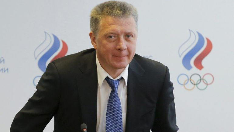 Президент ВФЛА Дмитрий ШЛЯХТИН. Фото Reuters