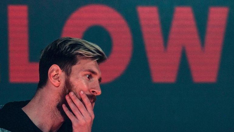 Лионель МЕССИ. Фото AFP
