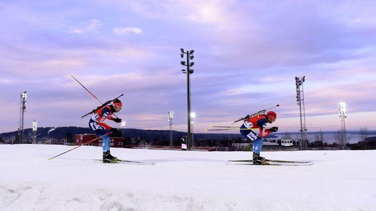 В воскресенье в шведском Эстерсунде стартует первый этап Кубка мира. Фото AFP