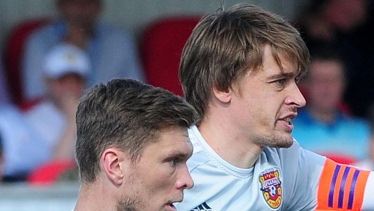 Дмитрий АЙДОВ (справа). Фото Никита УСПЕНСКИЙ, «СЭ»