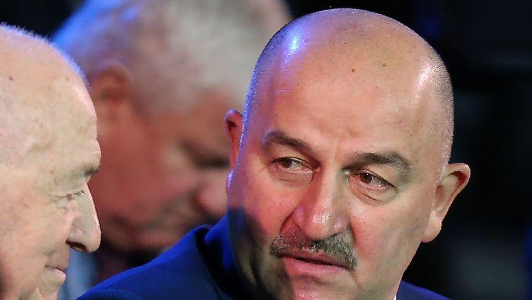 Станислав ЧЕРЧЕСОВ. Фото AFP