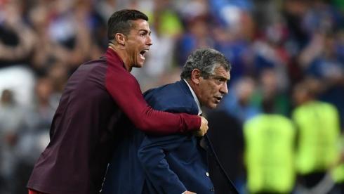 Португалия с Россией сыграет.  А Криштиану?