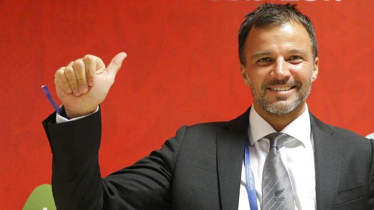 Главный тренер новозеландцев Энтони ХАДСОН. Фото Reuters