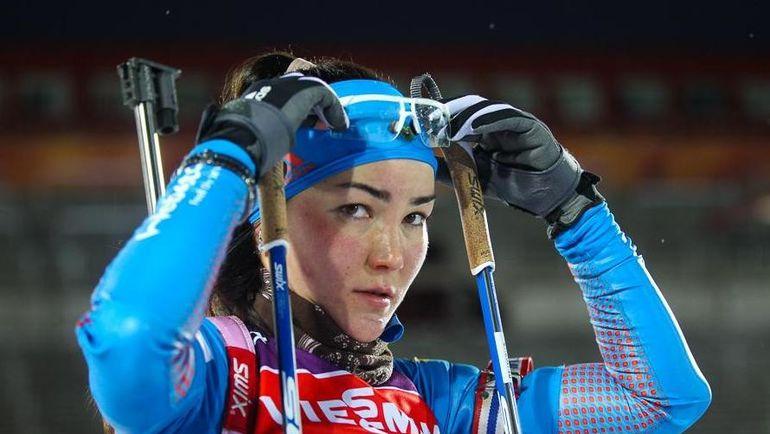 Татьяна АКИМОВА. Фото biathlonrus.com