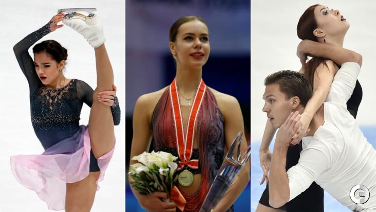 Евгения МЕДВЕДЕВА, Анна ПОГОРИЛАЯ, Екатерина БОБРОВА и Дмитрий СОЛОВЬЕВ.