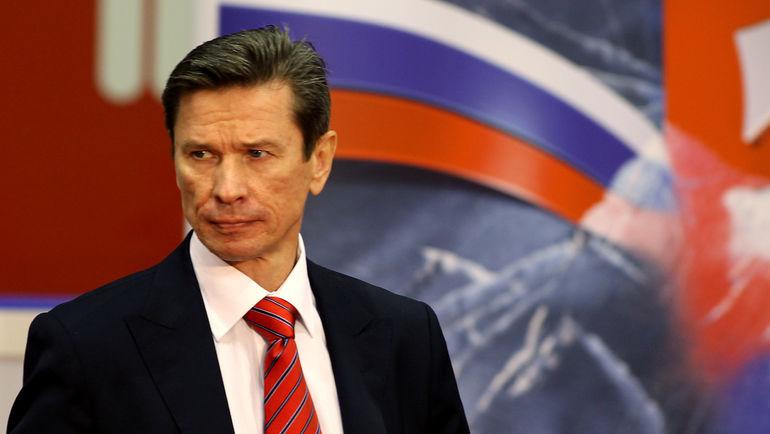 Вячеслав БЫКОВ. Фото Владимир БЕЗЗУБОВ, photo.khl.ru