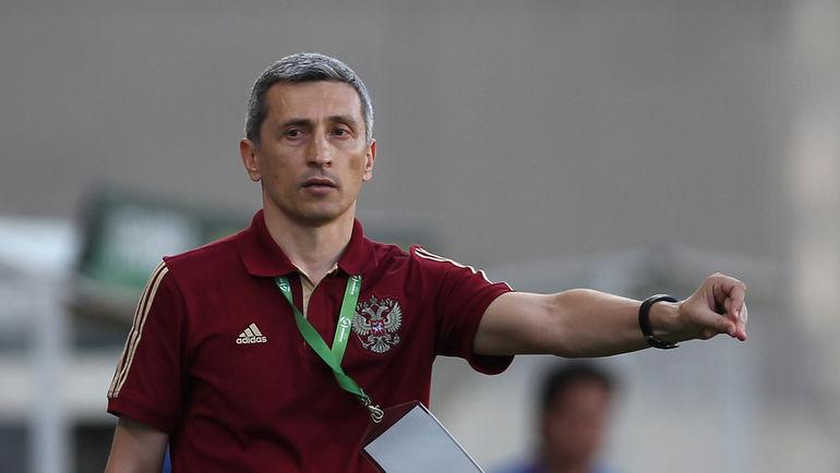 Дмитрий ХОМУХА. Фото Михаил ШАПАЕВ, РФС.