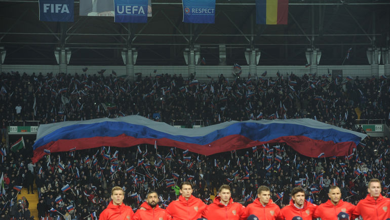 "Какой интерес будет у россиян к Кубку конфедераций? Фото Александр ФЕДОРОВ, ""СЭ"""