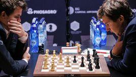 Тай-брейк матча Карлсен - Карякин.