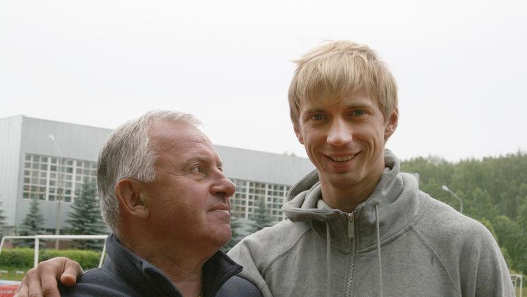 Евгений ЗАГОРУЛЬКО и Андрей СИЛЬНОВ. Фото Елена РЕРИХ