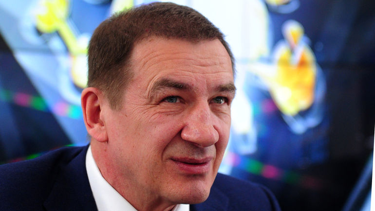 "Валерий БРАГИН. Фото Федор УСПЕНСКИЙ, ""СЭ"""