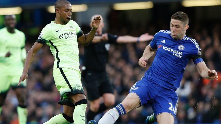 """Матч """"Манчестер Сити"""" - """"Челси"""" - один из центральных во всей Европе в ближайшие выходные. Фото AFP"""