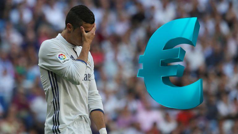 """Роналду уклонялся от уплаты налогов? Фото """"СЭ"""""""