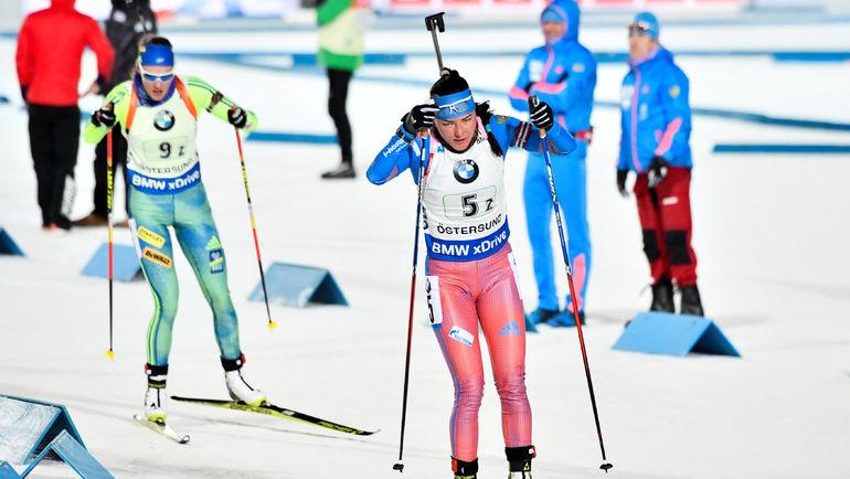 Татьяна АКИМОВА финишировала 30-й. Фото REUTERS