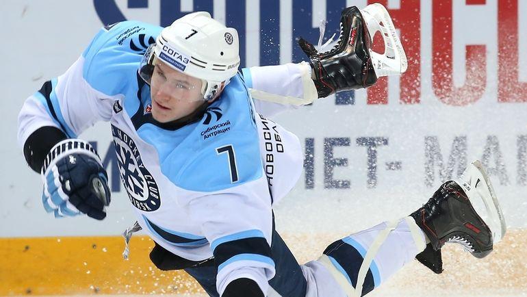 Сергей ШУМАКОВ. Фото photo.khl.ru