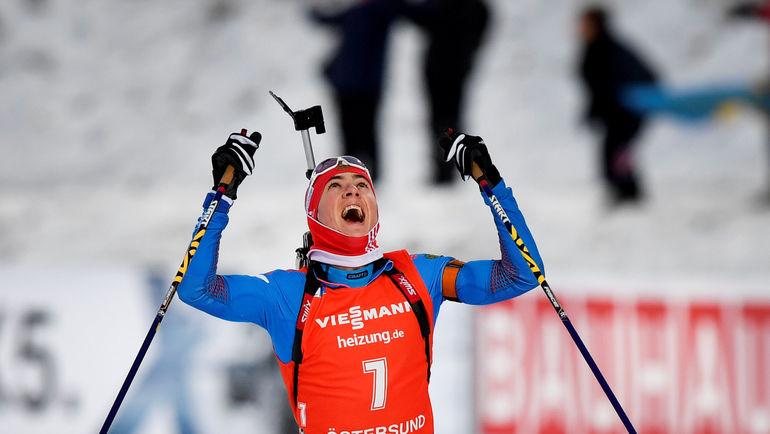 Финиш Антона БАБИКОВА. Фото AFP