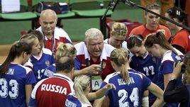 Август 2016 года. Рио-де-Жанейро. Евгений ТРЕФИЛОВ и его команда на Олимпиаде.