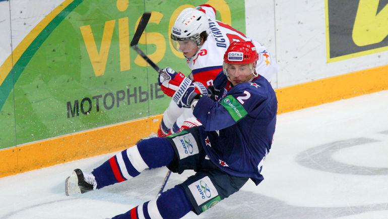 Сергей ГУСЕВ (№2). Фото Виктор САВИЧ