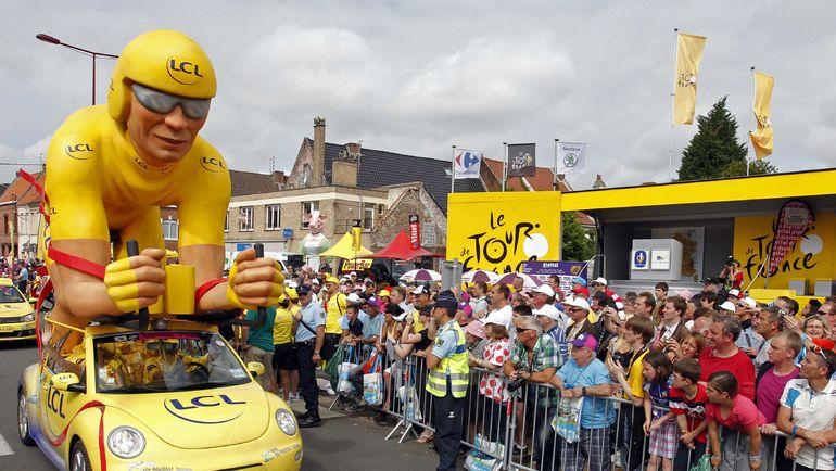 """""""Тур де Франс"""" - отдельно для астматиков? Фото REUTERS"""
