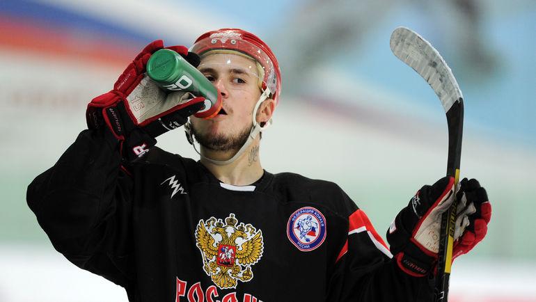 Анатолий ГОЛЫШЕВ в сборной России. Фото Никита УСПЕНСКИЙ, «СЭ»