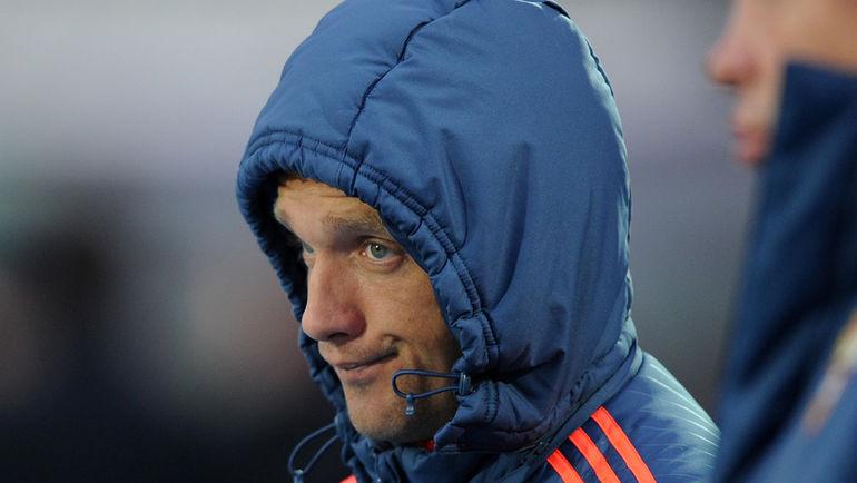 Виктор ГОНЧАРЕНКО - теперь главный в ЦСКА. Фото Александр ФЕДОРОВ, «СЭ»