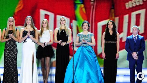 Бал Олимпийцев в Москве
