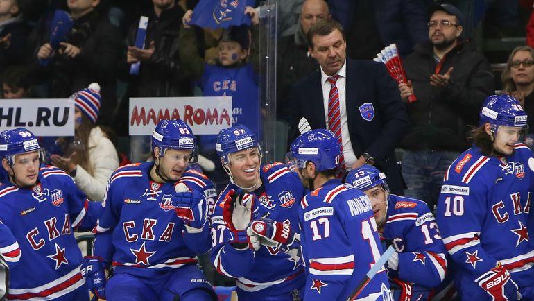 СКА со следующего сезона хочет играть на уменьшенных площадках. Фото photo.khl.ru