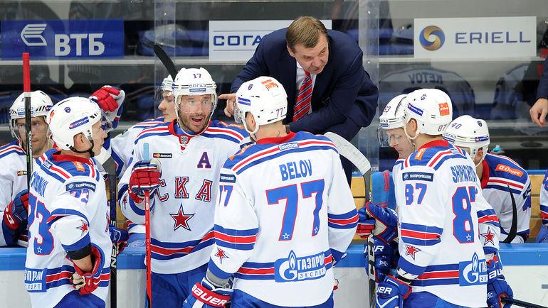 """Хоккей в Питере станет еще зрелищнее? Фото Алексей ИВАНОВ, """"СЭ"""""""