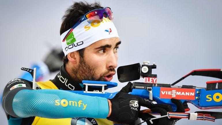 Победитель спринта в Поклюке Мартен ФУРКАД. Фото AFP