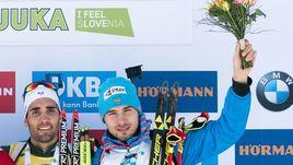 Шипулин выиграл бронзу в спринте в Поклюке