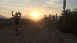Покори Марс! В Эйлате прошел пустынный марафон