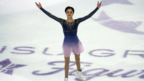 Триумф Медведевой и сюрреалистичный мужской финал